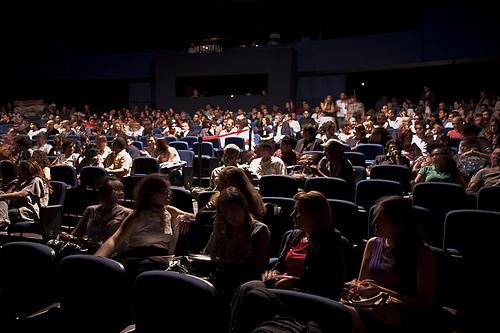 Votação Popular no Teatro do SESI - São Paulo no Centro Cultural FIESP - Ruth Cardoso