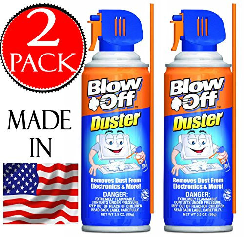 Compressed Air Duster Can MAX Professional Cleaner 1229...