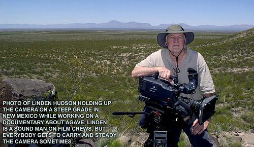 LINDEN HUDSON ON FILM CREW