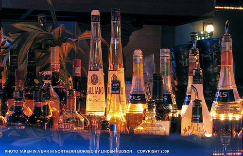 BAR LIQUOR IN BORNEO