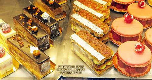 MORE DESSERTS IN PARIS