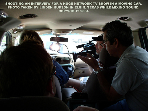 SHOOTING NETWORK TV SHOW