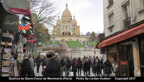 Basilica du Sacre-Coeur de Montmartre (Paris)