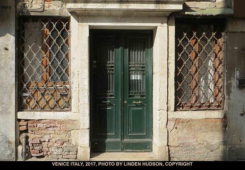 VENICE DOORWAY, ITALY