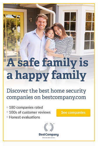 #1 Rated Overall for Home Security