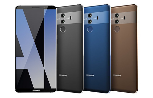 Super Sunday: Unlocked 128GB Huawei Mate 10 Pro from just $499.99