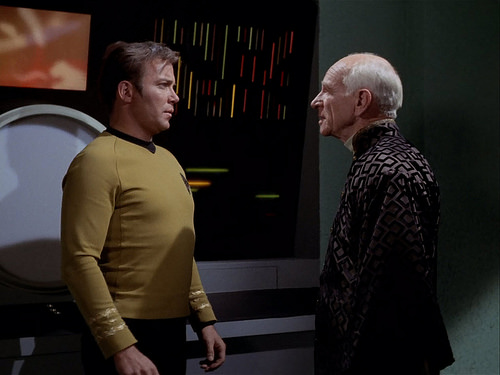 William Shatner, Ian Wolfe, Star Trek TOS,