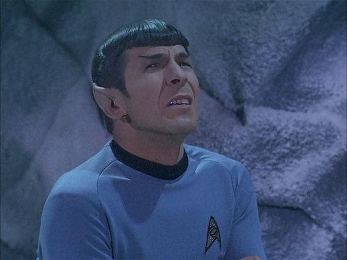 Leonard Nimoy, Star Trek TOS,