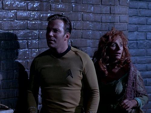William Shatner, Anna Karen, Star Trek TOS,
