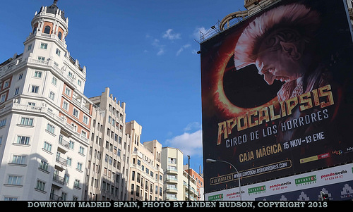 COOL BILLBOARD - MADRID SPAIN