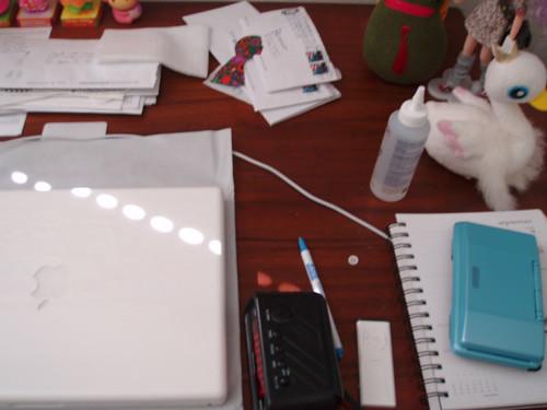 Desk September #3