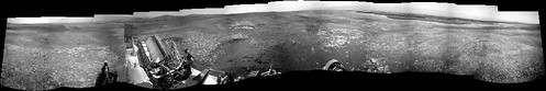 Gale Crater and Mount Sharp