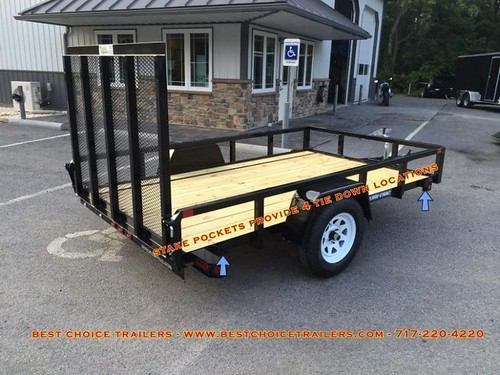 23 Facts You Never Knew About Metal Side Utility Trailers | metal side utility trailers