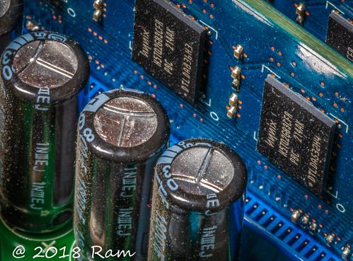Macro Monday - Inside Electronics