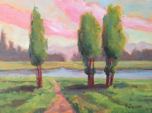 Top 17 Fantastic Experience Of This Year's Painting A Landscape | painting a landscape