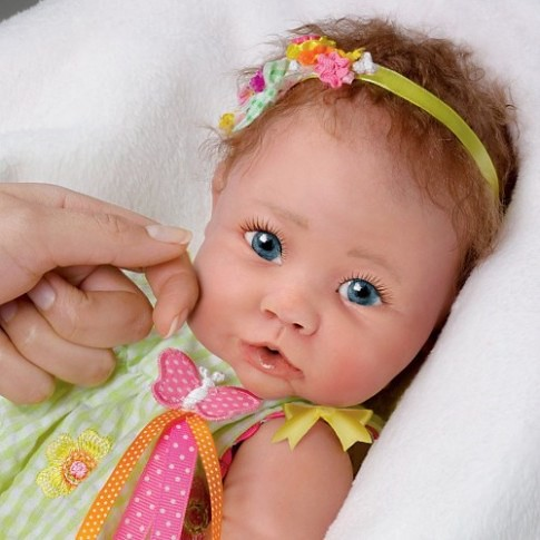 23 Things You Didn't Know About Real Life Baby Girl Dolls | real life baby girl dolls