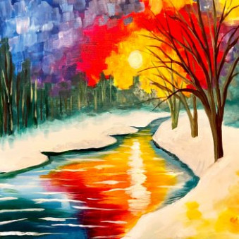 You Will Never Believe These Bizarre Truth Behind Paint Night Nyc Living Social | paint night nyc living social