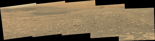Gale Crater Scenic Panorama 4