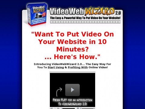 Add Streaming Video To Your Website – Put Video On Your Web Page – Embed Video Review