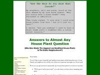 House Plant Secrets