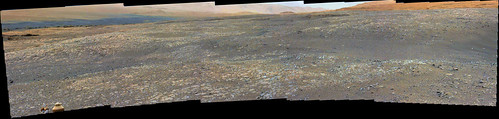 Gale Crater Scene 1, variant