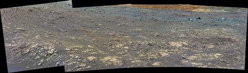 Gale Crater Scenic Panorama 1, variant