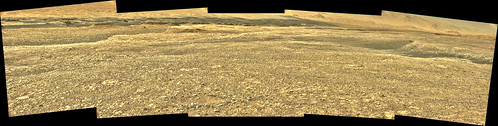 Gale Crater Scenic Panorama 5, variant