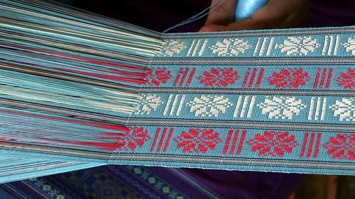Vietnam - Saigon - Weaving - 3