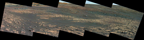 Gale Crater Scenic Panorama 3, variant