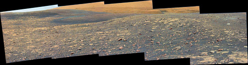 Gale Crater Scenic Panorama 4, variant