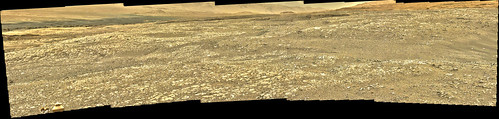 Gale Crater Scene 1, variant