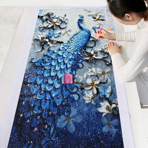 The Miracle Of Painting With Diamond   Painting With Diamond