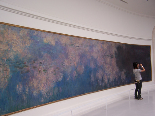 How To Get People To Like Monet In Louvre | Monet In Louvre