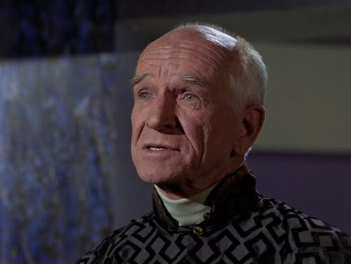 Ian Wolfe, Star Trek TOS,