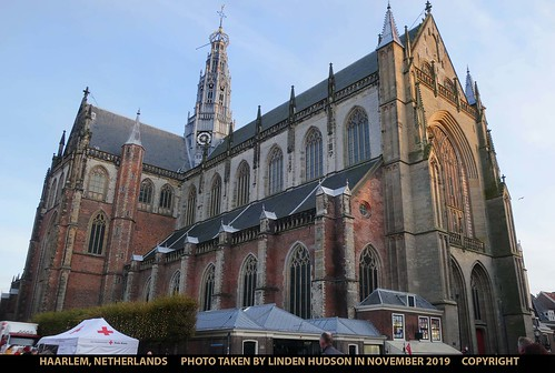 MASSIVE 800 YEAR OLD CHURCH - HOLLAND