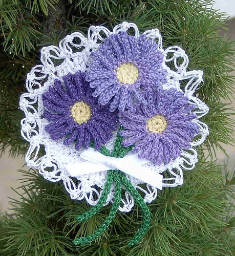 The Miracle Of Crochet Little Flowers | Crochet Little Flowers
