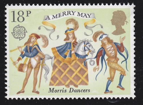 Royal Mail British Folklore 1981