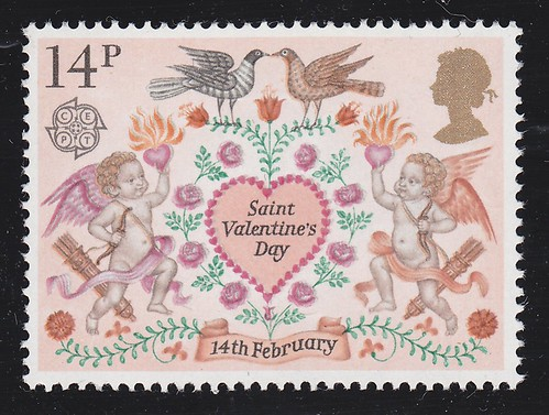 Royal Mail British Folklore 1981
