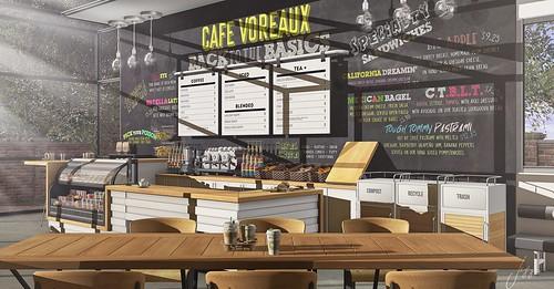 Cafe Voreaux